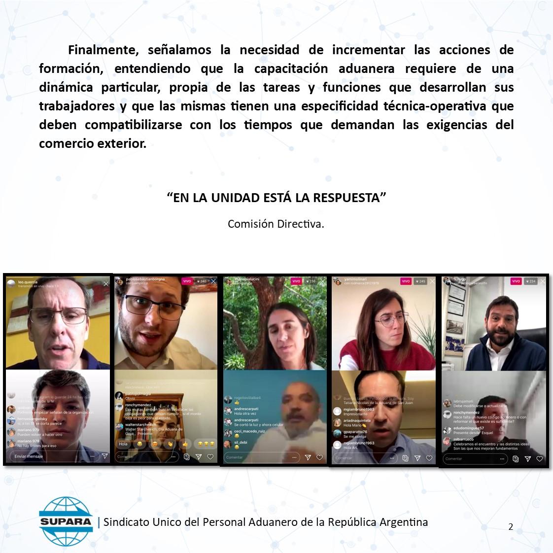 2020 05 08 FINALIZACIÓN DEL TALLER DE ACTUALIZACION JURISPRUDENCIA ADUANERA 2