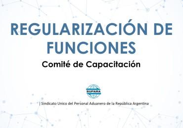 2020 06 24 PLACA COMITE DE CAPACITACIÓN REGULARIZACION DE FUNCIONES