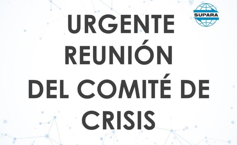 2021 04 12 PLACA URGENTE REUNIÓN DEL COMITE DE CRISIS